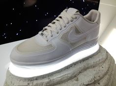 NIKE have released several new versions of the air force one sneaker to celebrate its 30th anniversary.
