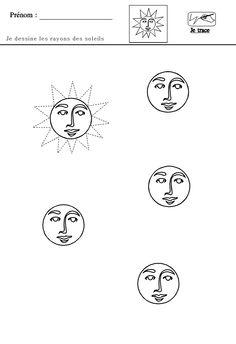 Pregrafismo sole