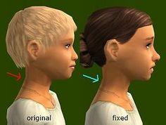 CatOfEvilGenius - cftopblouse - neck seam fix