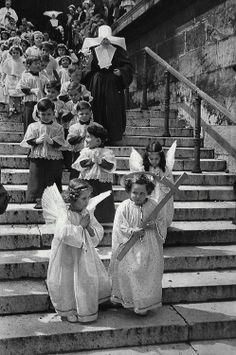 France. Paris 1955 // by Henri Cartier-Bresson