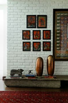 Home Decor Accessories .Home Decor Accessories Ethnic Home Decor, Indian Home Decor, Diy Home Decor, Room Decor, Indian Interiors, Rustic Interiors, Indian Interior Design, Indian Living Rooms, Indian Homes