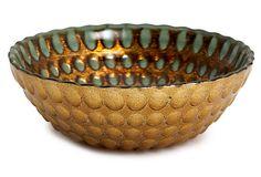 Pearl Bowl, Antique Copper on OneKingsLane.com
