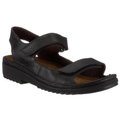 1789f286f Naot Womens Karenna Dress Sandal Black 40 EU9 M US     You can get