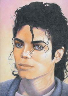 MJ beautiful artwork (niks95) - Michael Jackson Fan Art (16516384) - Fanpop