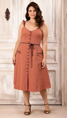 Hostel Felicidad (Page Trendy Dresses, Casual Dresses, Frock Patterns, Mode Top, Plus Size Gowns, Looks Plus Size, Western Outfits, Maternity Dresses, Casual Looks