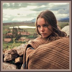 Photographer Peter Sorel of Michelle Phillips 1971 – High Low Vintage