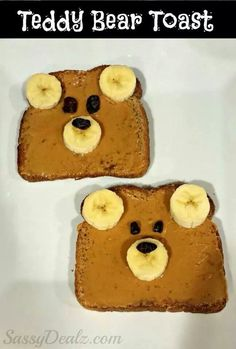 Fun breakfast idea for kids