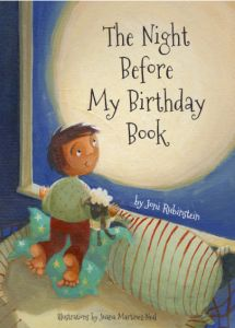 the night before my birthday book - birthday traditions