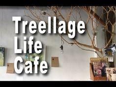 圓山站。樹樂集Treellage Life Cafe - YouTube