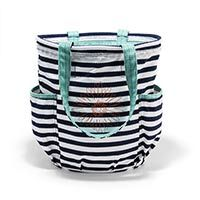 Retro Metro® Bag in Navy Wave | Thirty-One Gifts