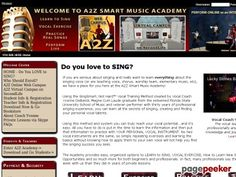 Learn How to Sing Online at A2Z Smart Music Academy