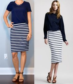 outfit post: navy blouse, striped jersey pencil skirt, brown wedge sandal http://outfitposts.com/2016/04/outfit-post-navy-blouse-striped-jersey-2.html?utm_campaign=coschedule&utm_source=pinterest&utm_medium=Outfit%20Posts&utm_content=outfit%20post%3A%20navy%20blouse%2C%20striped%20jersey%20pencil%20skirt%2C%20brown%20wedge%20sandal