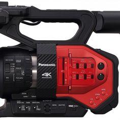 Panasonic Reveals Their New Large Sensor 4K Handheld Camera, the AG-DVX200