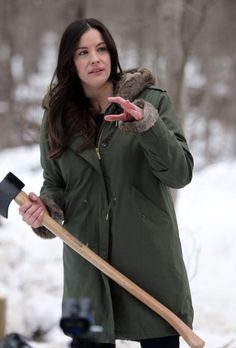 Sherlock why did you just hand me an axe? Do I even want to know?