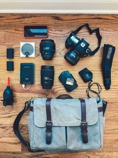 What's in my camera bag? // NotJessFashion.com // camera gear for bloggers, camera gear for beginners, photography for beginners, fashion blog photography, blog photography gear, best canon camera, canon photography gear review, prime lenses, zoom lenses, full-frame camera #cameraaccessories