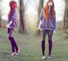 Winter Shorts / me encanta la ondaaa :D