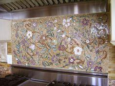 floral-mosaic-backsplash