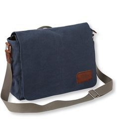 This L.L.Bean messenger bag that will last you years. | 54 Expensive Products That Are 100% Worth Purchasing