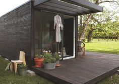 Et mini-sommerhus eller et ekstra rum? - bygogbolig.dk