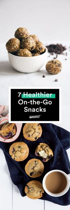 Because why settle for vending machine junk? #healthy #portable #snacks http://greatist.com/eat/healthy-snacks-from-ambitious-kitchen