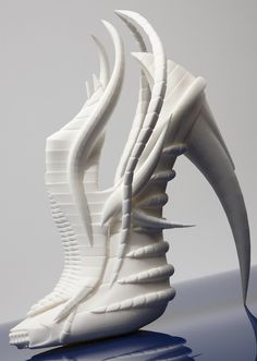 Hot New Shoes: 3D Printed Shoes #shoes