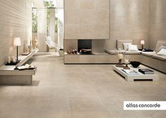 #SUNROCK jerusalem ivory | #AtlasConcorde | #Tiles | #Ceramic | #PorcelainTiles