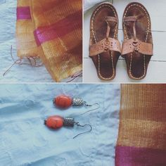 """Yourindiastore on Instagram: """"How to build an Indian outfit for summer !! #yourindiastore #ootd #outfit #summer2016 #getready #orange #pink #fashion #trends #instaindian"""""""