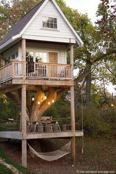 True treehouse