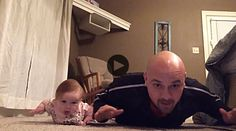 The Baby Workout! #Health #Mommytube #Babies #Fitness