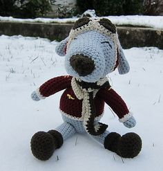 Jack The Aviator By Stephanie Koras - Free Crochet Pattern - (ravelry), thanks so for share xox