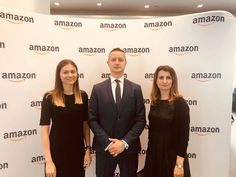 Amazon, the biggest online retailer in the world, and Amazon Web Services officially opened the group's new Development and Technology Center in Bucharest. Amazon New, Bucharest, New Job, Romania, Technology, Group, News, Tech, Tecnologia
