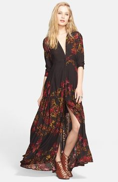Free People 'After the Storm' Shirtdress available at #Nordstrom