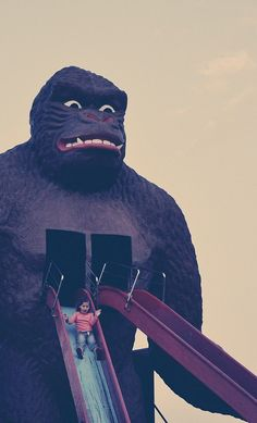 Gorilla slide excellence