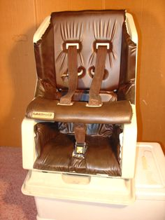 1983 Collier-Keyworth Safe n Sound II  This is the car seat I used for both of my kids!