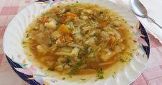 Ελληνικές συνταγές για νόστιμο, υγιεινό και οικονομικό φαγητό. Δοκιμάστε τες όλες Cookbook Recipes, Dessert Recipes, Cooking Recipes, Desserts, Greece Food, Greek Recipes, Risotto, Macaroni And Cheese, Soup