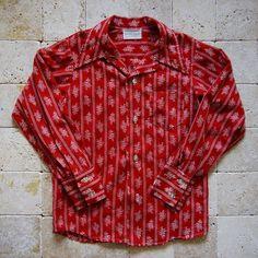 Floral Stripe Shirt
