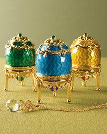 Huevos Faberge