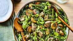 Salade tiède d'agneau grillé au chimichurri | Mordu Clean Program, Chimichurri, Kung Pao Chicken, Superfoods, Paella, Meal Prep, Salads, Recipies, Clean Eating