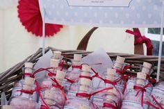 DIY-Anleitung: Rotweinsalz mit Etikett via DaWanda.com