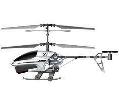 SILVERLIT Hélicoptère Spy Cam radiocommandé (assortiment) Pixmania.com