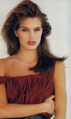 Renee Simonsen 1980s