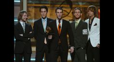 Maroon 5 | GRAMMY.com ...Amazing year for Adam Levine and Maroon 5