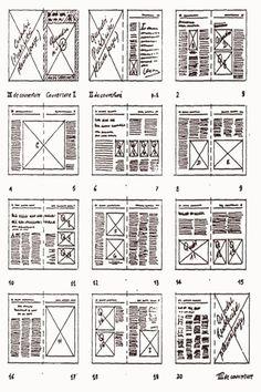 Règles De Mise En Page : règles, Sketches, Roughs, Comps, Ideas, Magazine, Layout,, Layout, Design,, Design