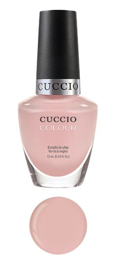 On Sail    Tone: baby pink   Part of the Sicilian Summer Collection   13 mL (0.43 fl. oz.)   Cuccio Colour™ Professional Nail Lacquer is formulated with Triple Pigmentation Technology for rich coverage in one coat and true coverage in two coats. For the Love of Colour™ contains no DBP or toluene.