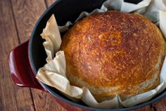 No-Knead Overnight Bread This bread only takes about 5 minutes of hands-on time, but tastes like it came straight out of an artisan bakery.  By Heather Cheney