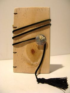 Journal Blank Book Coptic Stitch Upcycled Poplar Wooden by askida. I love handmade books/albums. Handmade Notebook, Handmade Books, Handmade Gifts, Wooden Books, Blank Journal, Blank Book, Album Book, Leather Cord, Crates