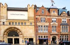 Whitechapel Art Gallery, London