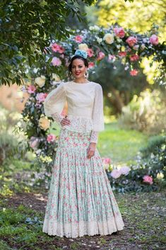 Flamenco Skirt, Two Piece Dress, Belly Dance, Baby Dress, Women Wear, My Style, Womens Fashion, Skirts, How To Wear