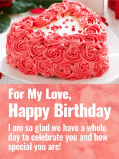 Do You Love To Celebrate Your Sweethearts Special Day With Sweet Treats This Birthday Card Uses Lush Imag