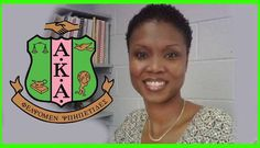 Charleston shooting victim. Member of DST Sorority Inc. #AKA1908 #APHIA #PBS